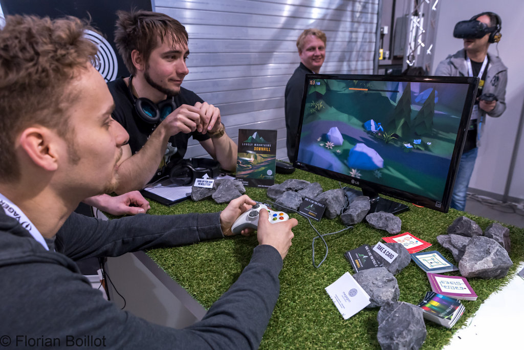 Games Week Berlin und Quo Vadis die Computerspiel Messe