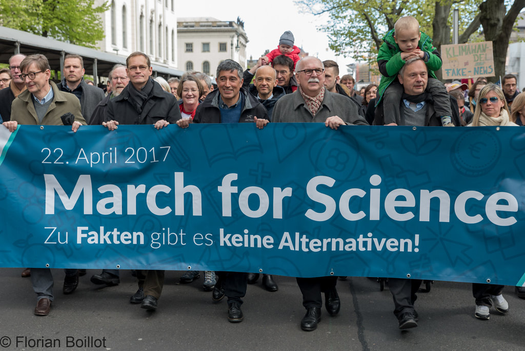 March for Science Berlin